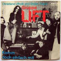 LIFT - Komm doch eifach mit/Jeder Tag ist eine lange Reise - 45T (EP 4 titres)