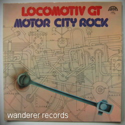 LOCOMOTIV GT - Motor City Rock