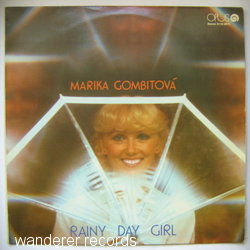 GOMBITOVA,Marika - Rainy day girl