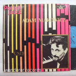 ADAM MAKOWICZ - Unit - LP