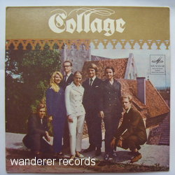 COLLAGE - Ansambel Collage - 7'' (EP)