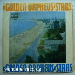 BROWN,Friday, Ellen DELMAR, Tony CHRISTIE, YOUSSON, Yoko SERI, Michele TORR etc. - Golden Orpheus Stars