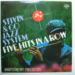 STIVIN & CO JAZZ SYSTEM - Five hits in a row