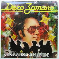 NANDU BHENDE - Disco zamana - 33T