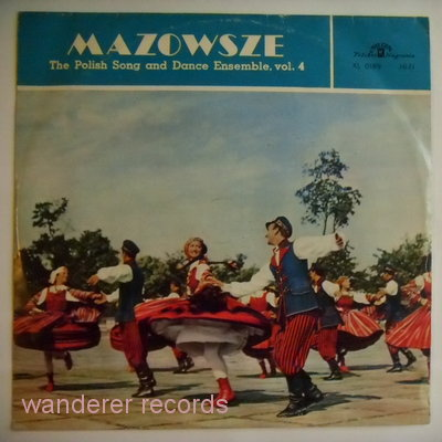 MAZOWSZE - Polish song and dance ensemble