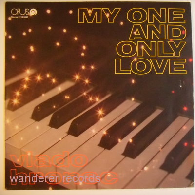 HRONEC,Vlado - My one and only love