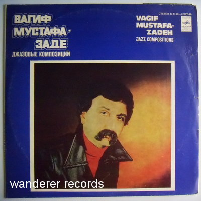 MUSTAFA-ZADEH,Vagif - 12277 + 12779  Jazz Compositions