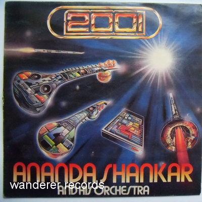 2001 Ananda Shankar