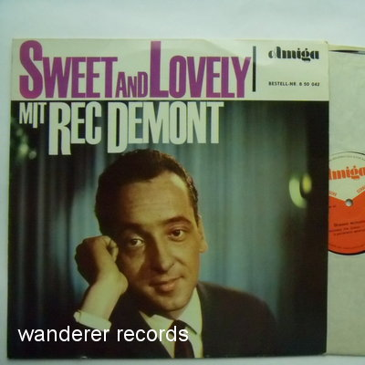 DEMONT,Rec - Sweet and Lovely