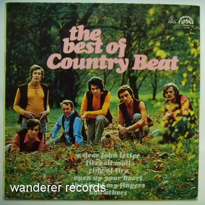 COUNTRY BEAT - The best of Country Beat
