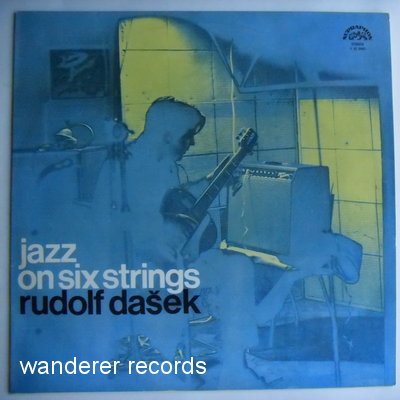 DASEK,Rudolf - Jazz On Six Strings