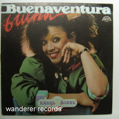 BUENAVENTURA - Buena (with Karel VAGNER BAND)