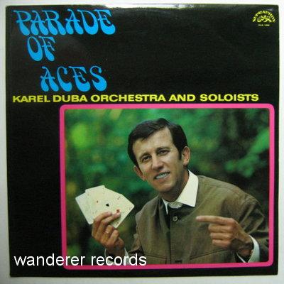 Karel Duba Orchestra* Karel Duba Se Svou Skupinou - Vinetou / Boogie Con Tango
