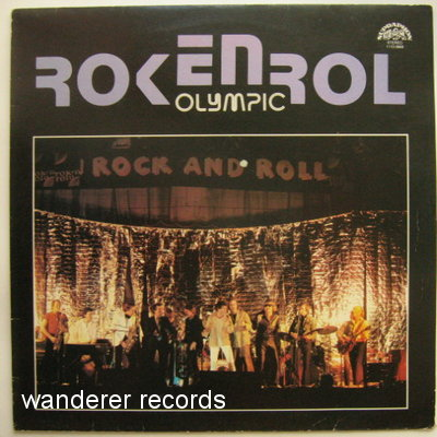 OLYMPIC - Rokenrol  -Rock and roll