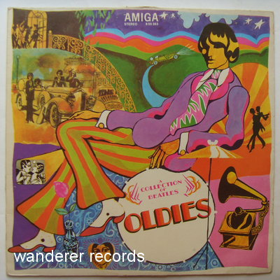 BEATLES - Collection of Beatles Oldies