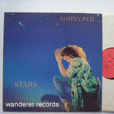 SIMPLY RED - Stars USSR PRESSING