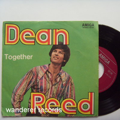 REED,Dean - Together/I'm not ashamed