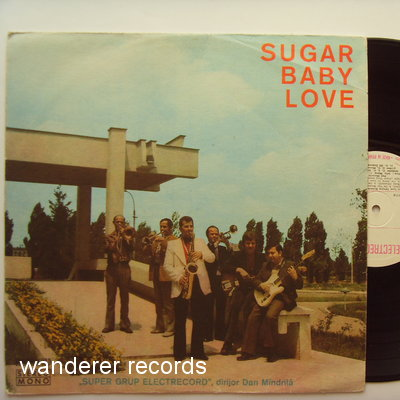 SUPER GRUP ELECTRECORD and Dan MINDRILA - Sugar Baby Love