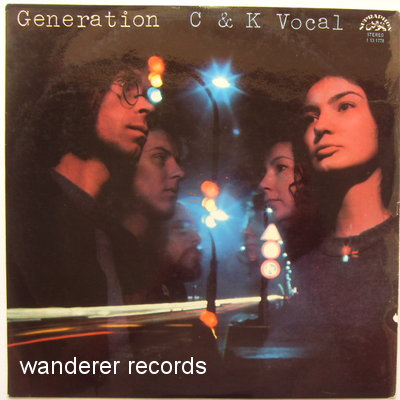 C & K VOCAL - Generation