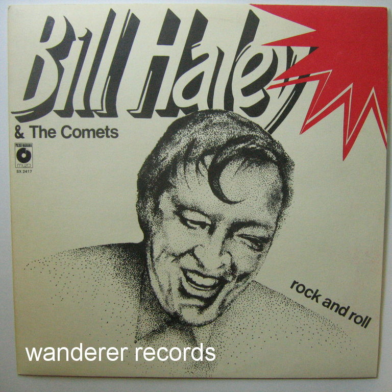 HALEY,Bill & THE COMETS - Rock and roll  -POL MUZA 2417