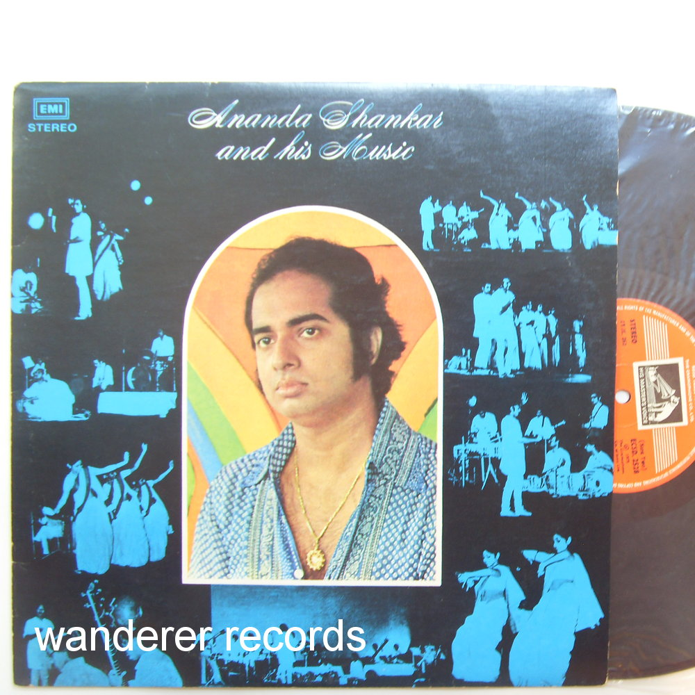 SHANKAR,Ananda - Ananda Shankar and his music