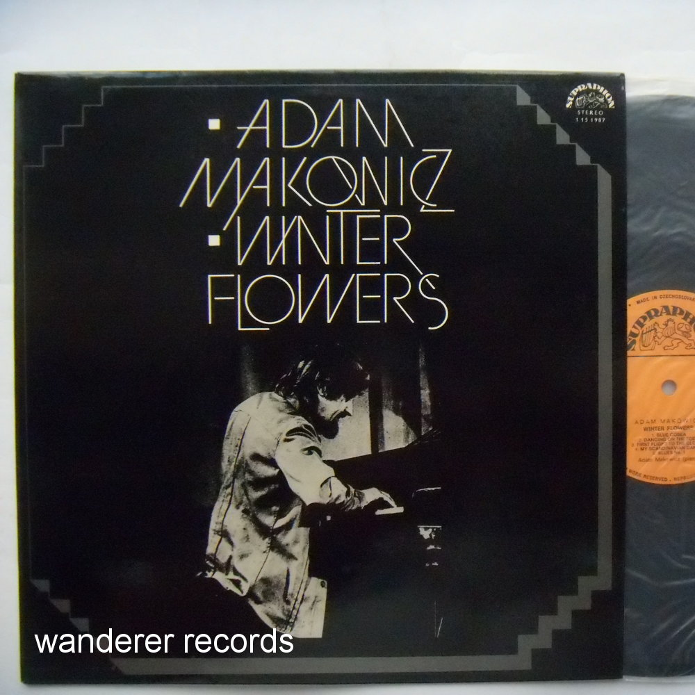 MAKOWICZ,Adam - Winter Flowers -jazz piano album