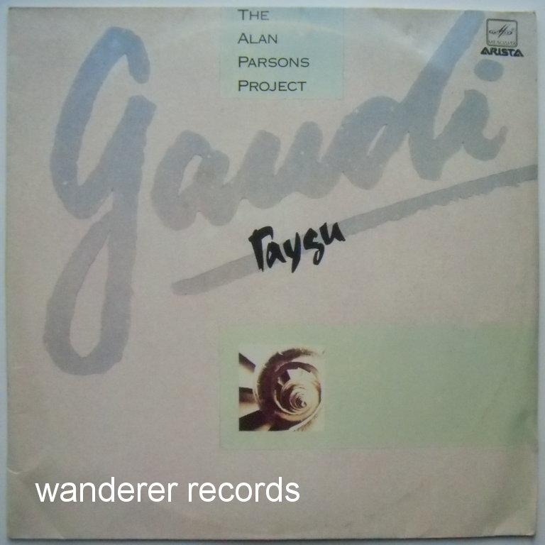 Album Gaudi De Alan Parsons Project Sur Cdandlp