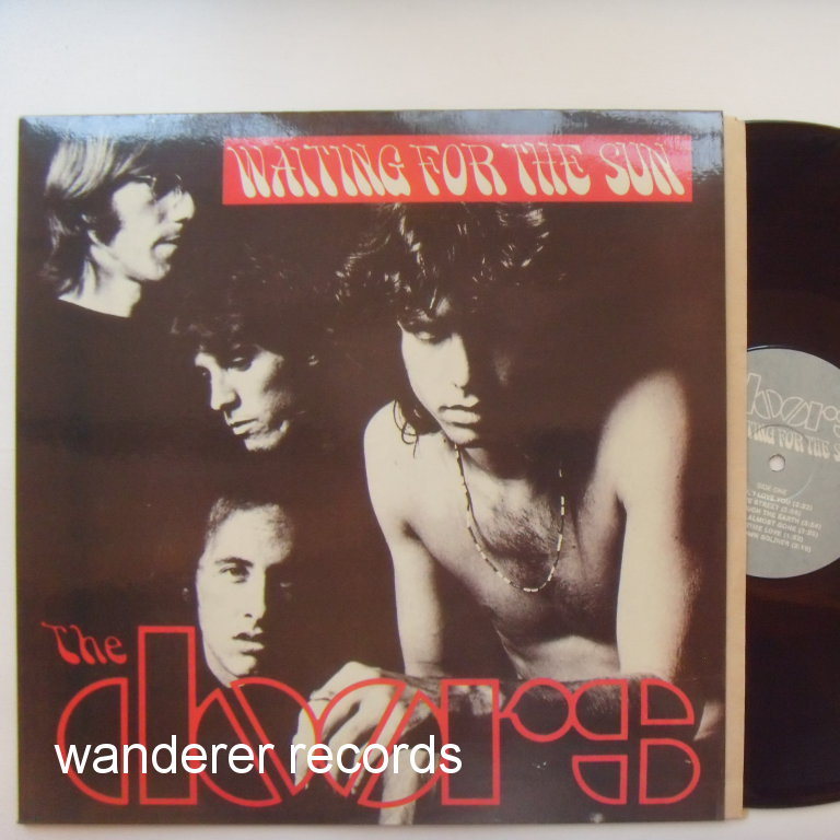 DOORS - Waiting for the sun RUSSIAN  sc 1 st  Wanderer Records & DOORS - Waiting for the sun RUSSIAN for sale