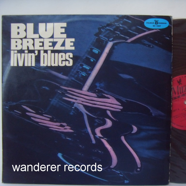 LIVIN' BLUES - Blue Breeze