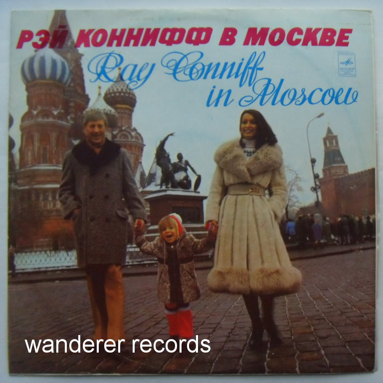 Ray CONIFF - Ray Coniff In Moscow