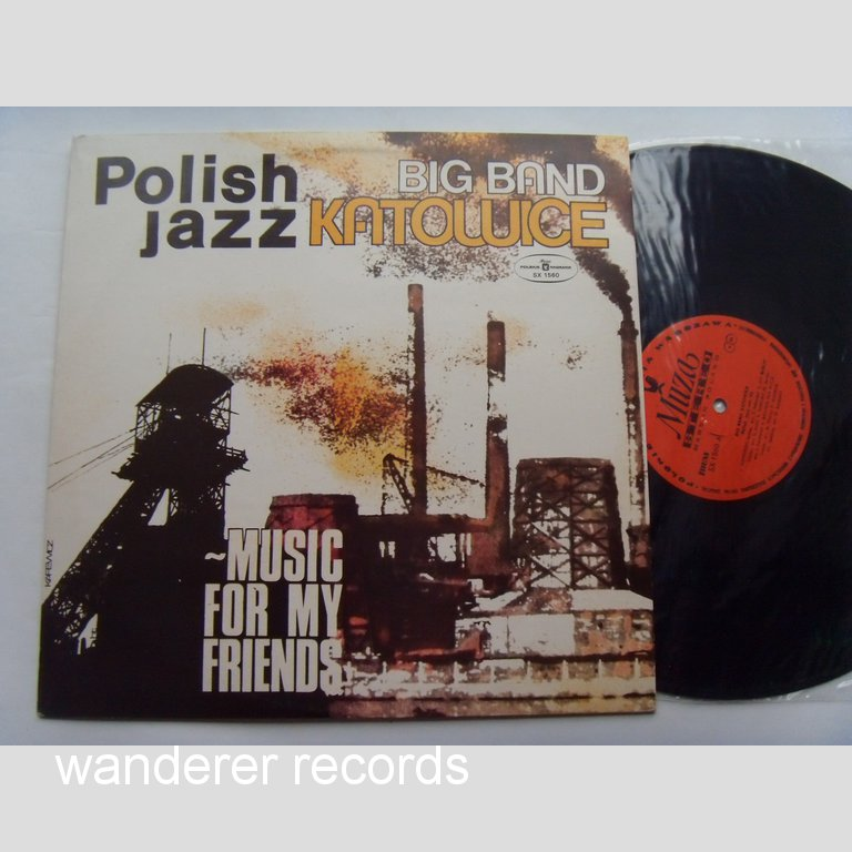BIG BAND KATOWICE - Music for my friends MINT