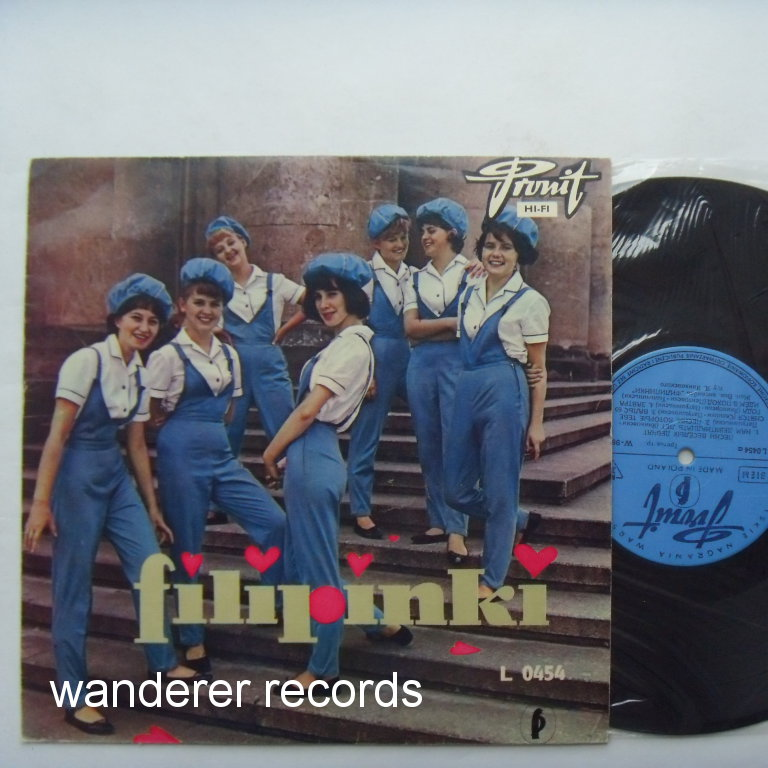 FILIPINKI - Filipinki - Polish 1960s girls band