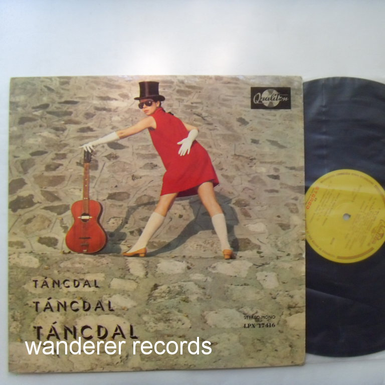 THE GERMAN TOP FIVE, BLUEBIRDS, STRANGLERS. - Tancdal, featured covers of Lennon-McCartney, Winwood etc.