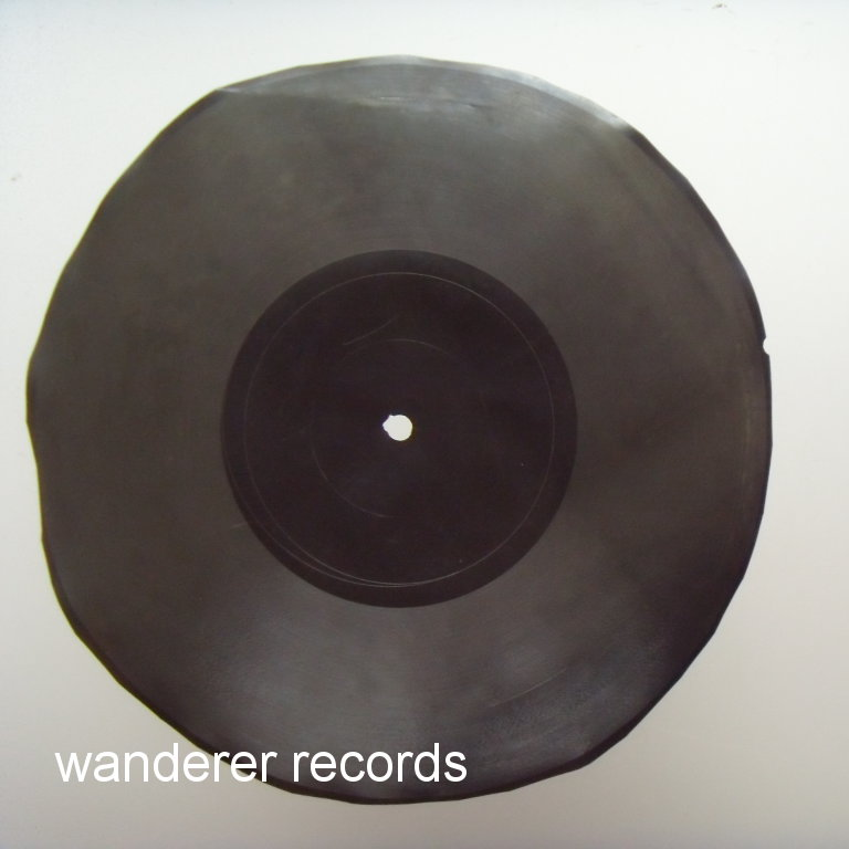 UNRECOGNIZED ARTIST - Song in Italian - listen audiosample 1950s X-ray roentgen film bones record