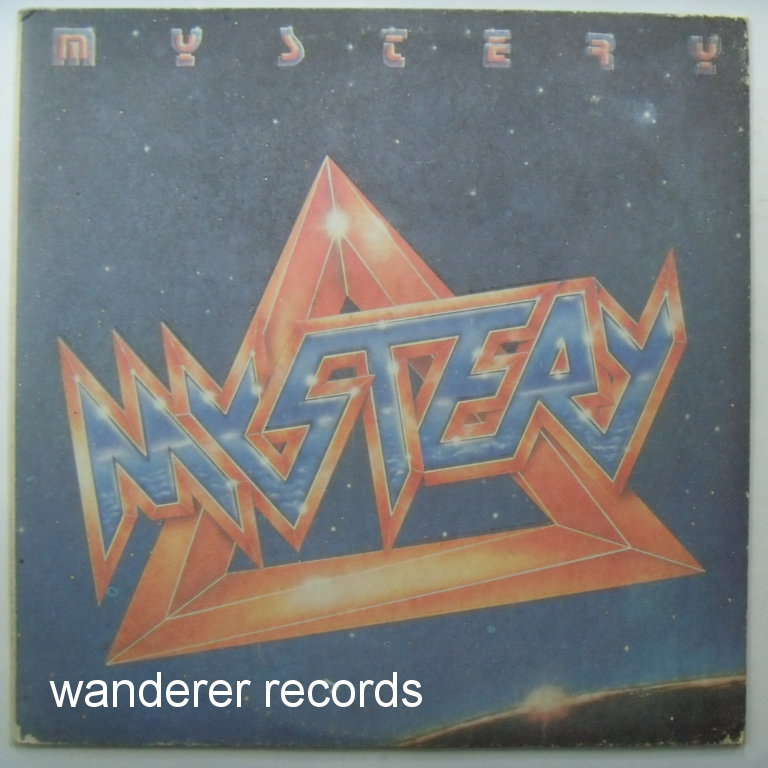 MYSTERY - Mystery - Blue Baltic Records / ARS Productions / Russian Disc